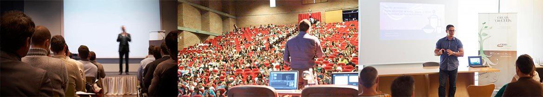 Combatir el miedo a hablar en público