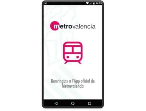Metrovalencia publica su App oficial